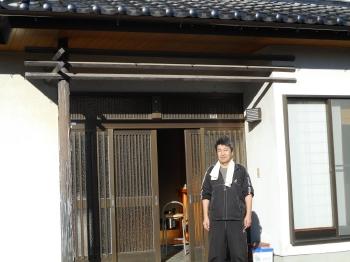 栃木市で雨樋交換・雪止め瓦を設置されたS様の声