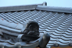 瓦葺き直し工事(切妻屋根・和型)