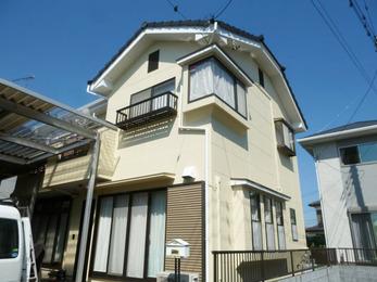 栃木市 F様邸 瓦補修・外壁塗装リフォーム事例