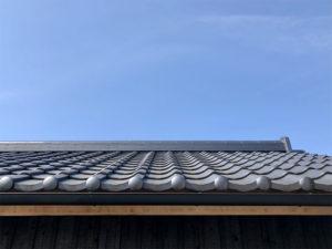 瓦葺き替え工事(切妻屋根・和型)
